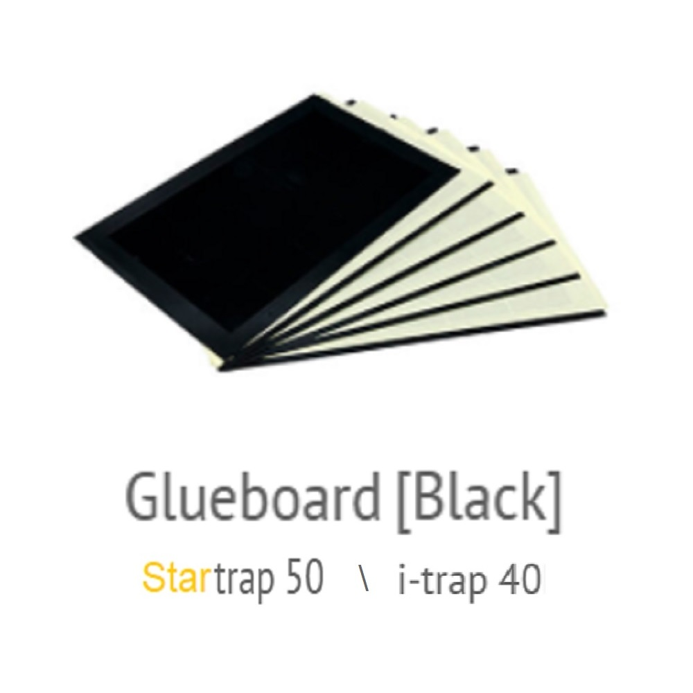 الشيت اللاصق Glueboards لمصيدةi trap40